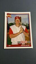 ADAM DUNN 2006 TOPPS WAL-MART EXCLUSIVE BASEBALL CARD # WM28 A9251