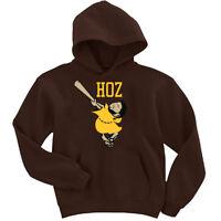 """Eric Hosmer San Diego Padres """"Hoz Logo"""" HOODIE HOODED SWEATSHIRT"""