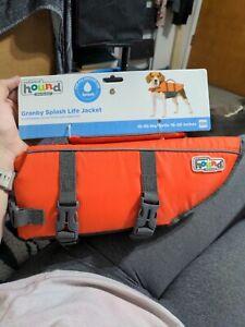 Outward Hound Dog Life Jacket size small -new