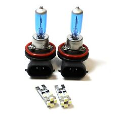 Ford C-Max MK2 H11 501 100w Super White Xenon Low/Canbus LED Side Light Bulbs