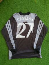 real madrid iker casillas 27 shirt jersey camiseta magila teka