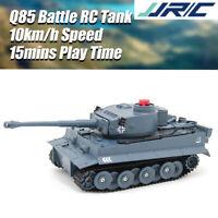 JJRC Battle RC Tank Brush Motor ESC RC Car Vehicle Outdoor Toys for Boys Gift