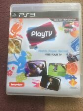 Play TV Sony Playstation 3 Game Disc Only