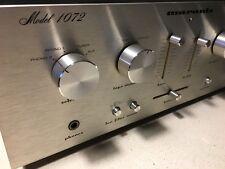 VINTAGE Amplifificatore MARANTZ 1072  - Fantastico Look!