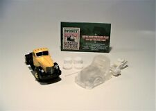 SMC-652A 1948-50 Ford Truck w//12/' Wood Bed  HO-1//87th Scale White Resin Kit