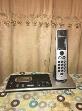 Vtech I5858 5.8 GHZ Cordless Telephone and Base No Power Cord Guaranteed To Work