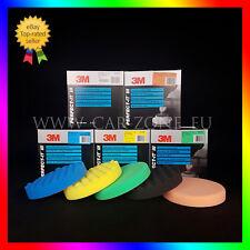 3M Perfect-it III set di 5 spugne ondulata per polish abrasivo (150 mm)