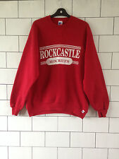 USA URBAN VINTAGE RETRO ROCKCASTLE ROCKETS PRO/COLLEGE SWEATSHIRT SWEATER UK XL