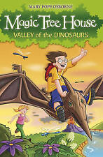 The Magic Tree House 1: Valley of the Dinosaurs by Mary Pope Osborne - New Book