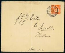 Mayfairstamps Netherlands Indies 1935 Magelange to Holland Stationery Cover wwg1