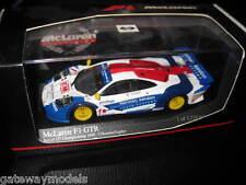 MINICHAMPS 1.43 McLAREN F1 GTR #1 BRITISH GT CHAMPIONSHIP 1999 O'ROURKE SUGDEN