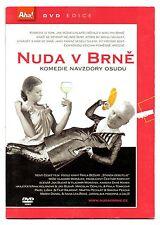 Nuda v Brne (Boredom in Brno) DVD Brand New Czech Movie English Subtitles