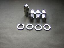 Wheel Nuts Chrome 14mm X 1.50 thread  Mag Wheels Long Shank