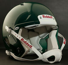 Riddell Revolution SPEED Classic Football Helmet (METALLIC DARK KELLY GREEN)