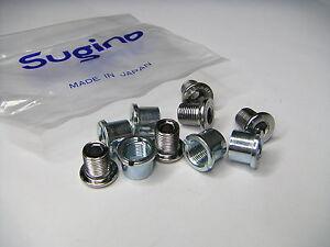 NOS Sugino chainwheel bolts set   No.142 us