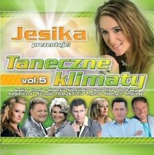 = JESIKA prezentuje TANECZNE KLIMATY vol.5   / TVS CD sealed