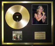 BLONDIE DEBBIE HARRY  PHOTO / PIC CD GOLD DISC FREE P+P