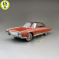 1/18 1963 Chrysler Turbine Car Road Signature Diecast Model Car Toys Boys Gifts