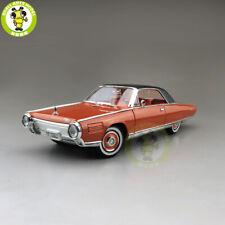 1/18 1963 Chrysler Turbine Car Road Signature Diecast Model Car Toys Boys Gifts