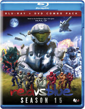 Red vs Blue: Season 15 [New Blu-ray]