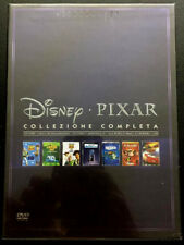 Disney - Pixar Complete Collection (7 Film - 10 Dvd) - CON OLOGRAMMA ORO