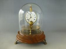 Vintage German Briggs Rotary Flying Ball Pendulum Clock Rare ( Watch The Video )