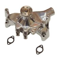 Polished Aluminum High Volume Long Water Pump For BBC Big Block Chevy