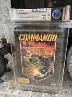 1988 COMMANDO ATARI 2600 ACTIVISION GAME 1985 GREEN BOX High Grade A+ Wata 9.6