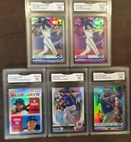 2020 Bichette Mystery Pack, Bowman Gold /50, /25, Auto Rookie,Topps, Bowman HOT