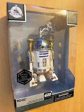 STAR WARS R2-D2 ELITE DISNEY STORE Jabba Sail Barge service diecast metal 2019