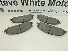 09-17 Dodge Ram 2500 3500 New Rear Disc Brake Pad Kit Mopar Factory Oem