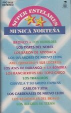Bronco Los Humildes La Sombra Super Estelares Musica Nortena Cassette New