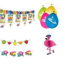 Deko Flamingo Hawaii Südsee Party Beachparty