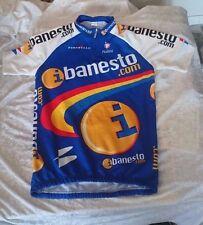Biking Cycling Cycle Jersey NWOT Size 3 Pinarello Nalini Banesto RARE!