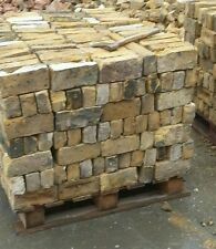 Brick, Reclaimed London Yellow Stock Imperial size Bricks 500 for  £650