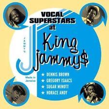 Vocal Superstars At King Jammy - Vocal Superstars At King Jammy Neuf CD