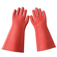 ESA SUPPLIES Insulated Gloves Rubber 12KV Safety Electrical Protective Work