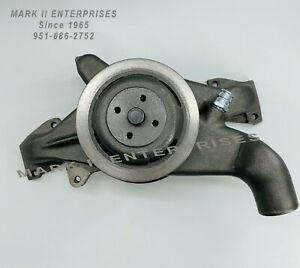 NEW 1961-1968 Lincoln Continental Water Pump with Gaskets 430 462 C.I.D.