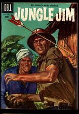JUNGLE JIM #9 DELL COMIC NM- 9.2 (1956)
