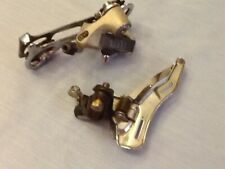 Shimano Exage Deraileur Long Cage front and rear, Mountain Bike