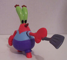 25 2012 NIP McDonald's SpongeBob SquarePants MR. KRABS FENCING Toy #16 lot of 25