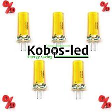 G4 LED 220V, Kobos-led® 5er Pack,4W Ersetzt 40W leuchtmittel,Warmweiß,Lampe,COB