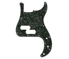 Allparts Dark Black Pearloid Pickguard for Fender Precision/P Bass® PG-0750-052