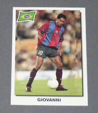 127 GIOVANNI BRASIL BARCELONA BLAUGRANA PANINI SUPER FOOTBALL 99 1998-1999