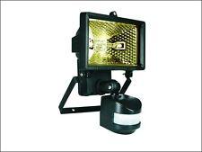 Byron Es120 Es120 Halogen Floodlight With Motion Detector - Black (120w) BYRE...