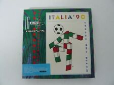 Italia 90 - Retro PC - Caja de cartón pequeña - Disquetes