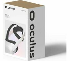 More details for gradeb - oculus quest 2 elite white head strap for vr gaming headset