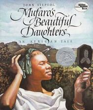 Amistad: Mufaro's Beautiful Daughters by John Steptoe First Edition Hardcover