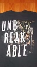 (2 Sided) Metalcore Band Veil of Maya Unbreakable T-Shirt Small Heavy Metal