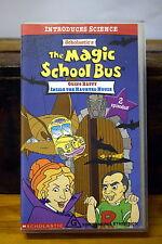 THE MAGIC SCHOOL BUS * VIDEO * Introduces Science RETRO VHS PAL Scholastic